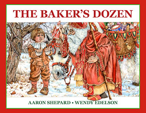Book cover: The Baker's Dozen