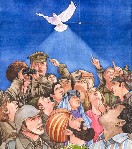 Picture Books & Early Readers ~ Christmas Truce (World War I, World War 1, First World War ...