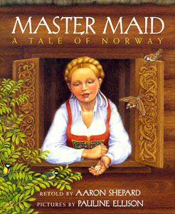 Book cover: Master Maid