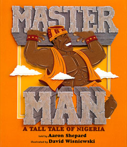 Book cover: Master Man