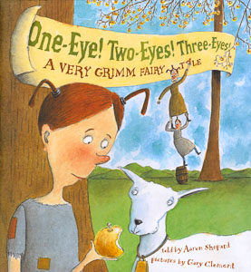 Book cover: One-Eye! Two-Eyes! Three-Eyes!
