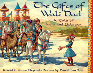 Book cover: The Gifts of Wali Dad