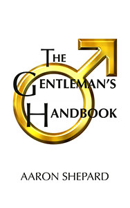 Book cover: The Gentleman's Handbook